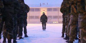 Soldater i Finnmark. Foto: Forsvaret