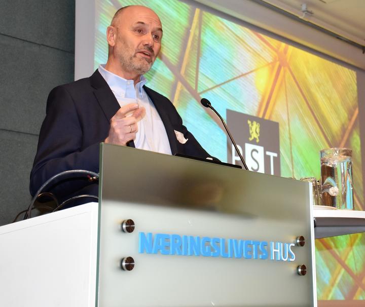 Arkivbilde fra NSR: Presentasjon av PSTs åpne trusselvurdering. Foto: Arne Røed-Simonsen