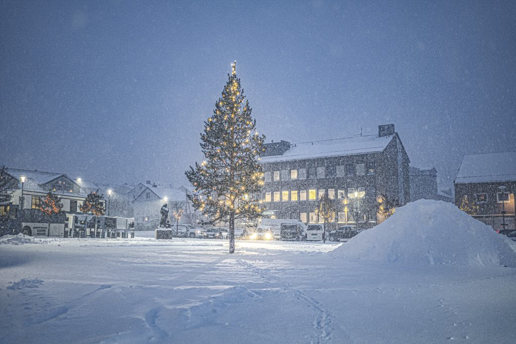Kirkenes Foto: Ksenia Novikova / Barentssekretariatet
