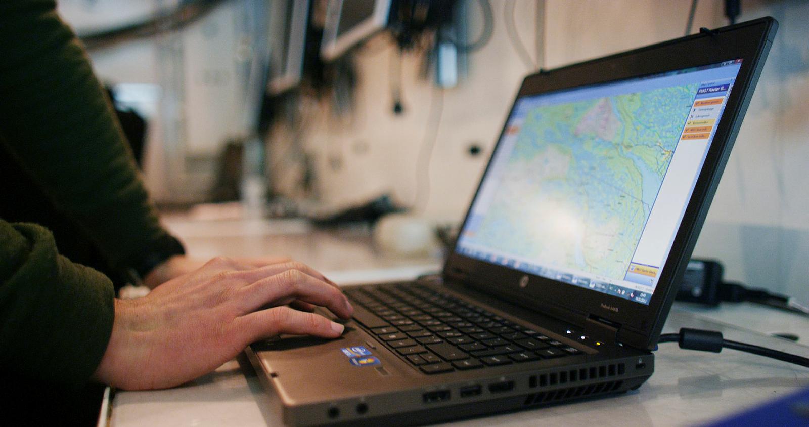 Forsvarets ingeniørhøyskole trener på cyberforsvar
