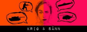 Illustrasjonsbilde for Forsvarets forums podcast Krig & Sånn